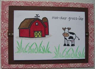 Moo-chas Grass-ias