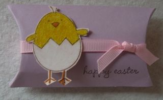 Easter Pillow Box