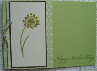 Happy Mother's Day Dandelion