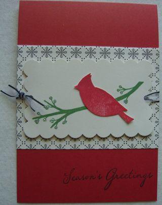 Cardinal Season's Greetings