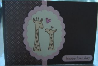 Giraffe Love Day