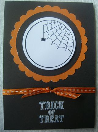 Spider Tag Trick or Treat