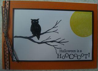 Halloween is a Hoot