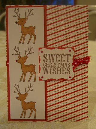 Rudy Sweet Christmas Wishes