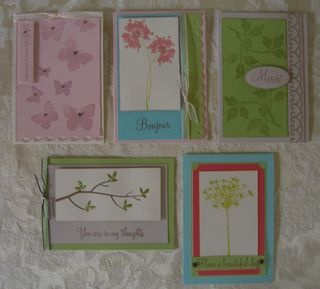 Everything's Rosy 5 Cards