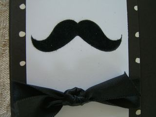 Foiled Again Mustache