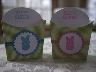 Happy Easter Fry Box