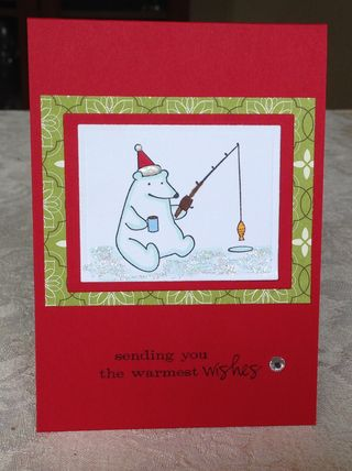 Polar Bear Warmest Wishes