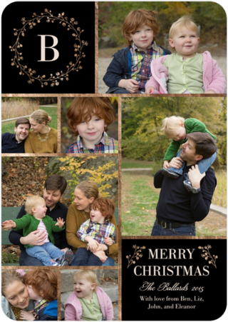 Holiday Card 2015